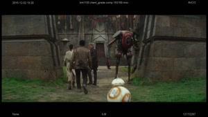 ویژوال افکت فیلم Star Wars