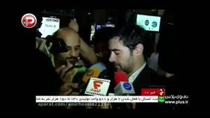 شهاب حسینی: از جوابی که دادم شرمنده شدم؛