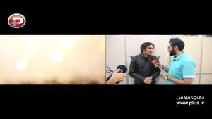 سورپرایز ستاره ها در سالن میلاد برای رضا یزدانی به مناسبت رونمایی از آلبوم دوئل در آینه