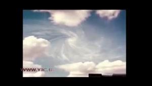 تکاندهنده ترین فیلم از بشقابپرنده ها در جهان