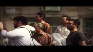 فیلم/ کلیپ عوامل «ایستاده در غبار» برای شهدای غواص