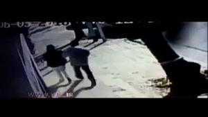 تعرض وحشیانه به یک مادر برای ربودن فرزند سه ماهه