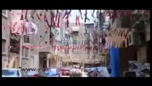 آذینبندی خیابانهای قاهره به مناسبت حلول ماه رمضان
