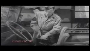 ارتش آمریکا چگونه خودروهای خود را در جنگ جهانی دوم ضدآب کرد؟