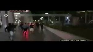 هلاکت ۴ صهیونیست در تیراندازی تل آویو
