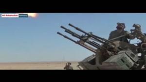 فیلم/تداوم عملیات ارتش سوریه در حومه «الرقه»