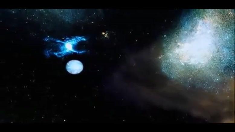 مستند فضا -مایع جهان هستی قسمت چهارم