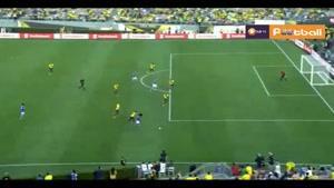 برزیل ۰-۰ اکوادور