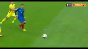 فرانسه ۲-۱ رومانی (یورو ۲۰۱۶)
