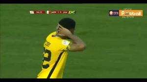 مکزیک ۲-۰ جامائیکا