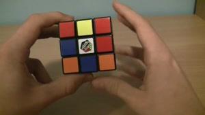 آموزش حل مکعب روبیک ( مبتدی)