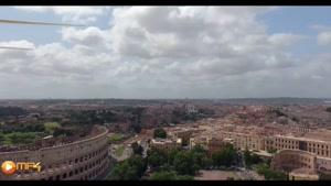 جاذبه های توریستی شهر رم