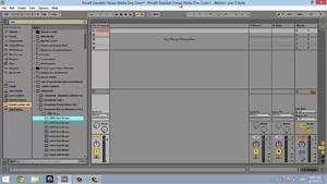 آموزش ساخت تبدیل Kick به Bass ابتدای آهنگ Swedish House Mafia - One