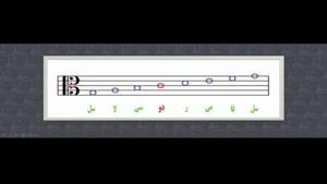 آموزش مقدماتی تیوری موسیقی