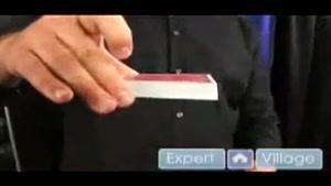 آموزش شعبده بازی با کارت به سبک هندی