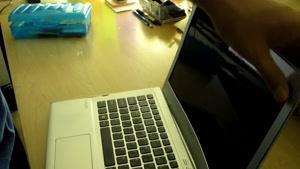 تعمیر لپ تاپ شکسته شده Sony Vaio