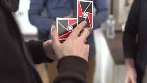 شعبده بازی فوق العاده با کارت