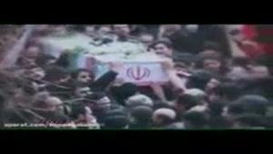 فیلم کم دیده شده از مداحی حاج محمود کریمی داخل قبر