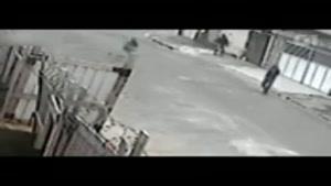 حملهی دسته جمعی اراذل و اوباش مسلح به راننده خودرو