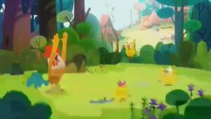 فیلم/ دموی انیمیشن «روباه و خروس» رونمایی شد