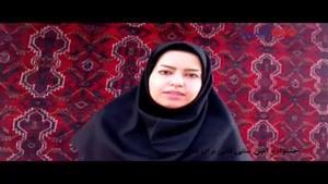 فیلم/برگزاری جشنواره آئین سنتی قالی بُران در خمین
