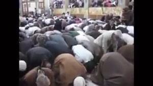 نماز خواندن با ریا