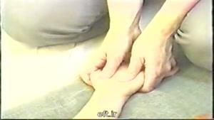 ماساژ درمانی دست