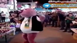 رقص جناب خان