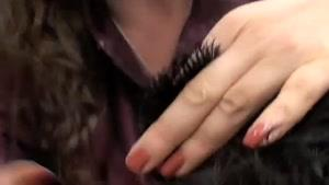 آموزش کوتاه کردن مو به روش آلمانی و کار باشانه وقیچی پیتاژ