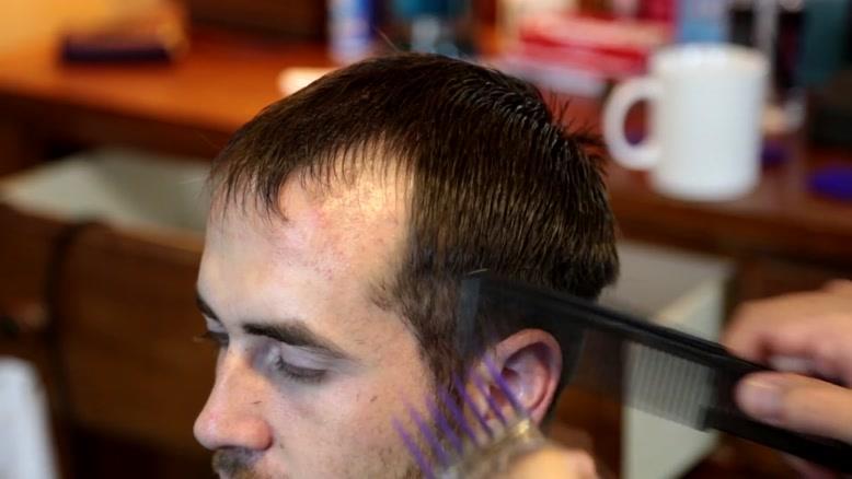 کوتاه کردن موی سر به صورت کلاسیک