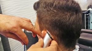 آموزش طراحی مدل مو قدیمی CR۷