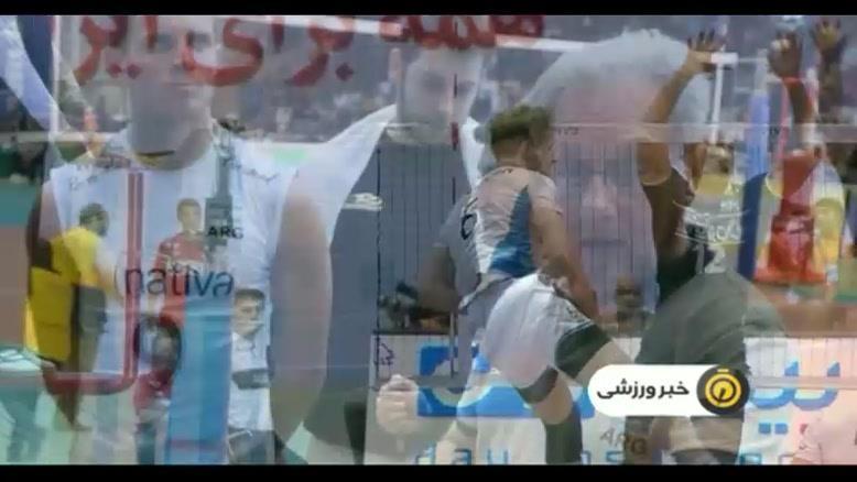 گزارشی از والیبال ایران در المپیک ریو ۲۰۱۶