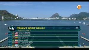 تصاویری از رقابت مهسا جاور در المپیک ۲۰۱۶ ریو