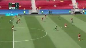 عراق ۰ - ۰ دانمارک ( المپیک ریو ۲۰۱۶ )