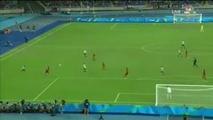 پرتغال ۲ - ۰ آرژانتین ( المپیک ریو ۲۰۱۶ )