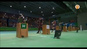 منتخبی از رقابتهای تیراندازی با تفنگ بادی زنان ۱۰ متر