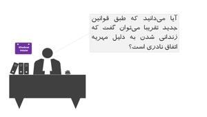 نکات حقوقی مهریه - خدمات حقوقی اینترنتی آیخدمت