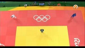 رقابت های جودو منفی ۶۶ کیلوگرم مردان گینه نو و کانادا