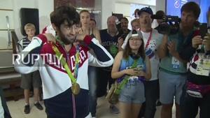 دریافت اولین مدال طلای روسیه در رقابت های جودو المپیک ریو ۲۰۱۶