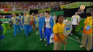 ژیمناستیک تیمی المپیک ریو ۲۰۱۶