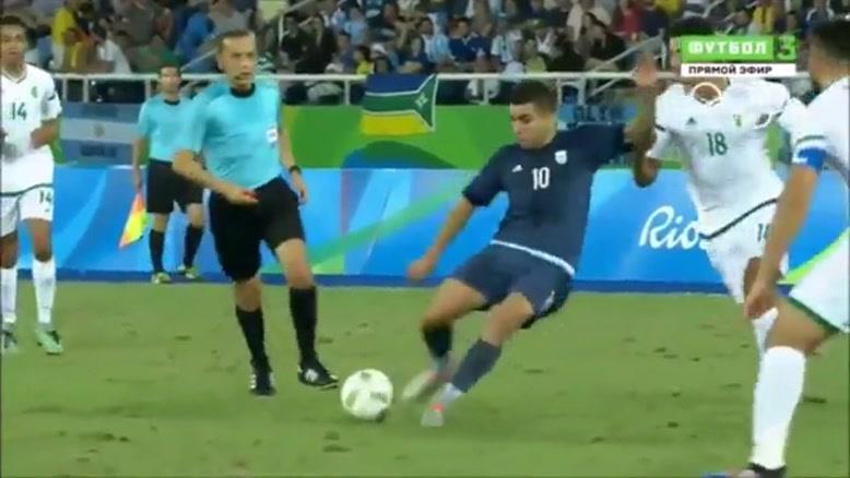 آرژانتین ۲ - ۱ الجزایر(المپیک ریو ۲۰۱۶)