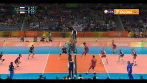 خلاصه والیبال روسیه ۳-۰ ایران