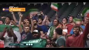 حرکت های تک ضرب دلاور مرد ایران کیانوش رستمی