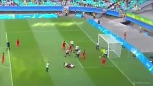 آلمان ۳ - ۰ کره جنوبی( المپیک ریو ۲۰۱۶)