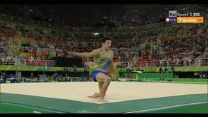 رقابت جذاب تیم ژیمناستیک آقایان با برتری ژاپن