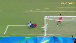 پرتغال ۲ -۱ هندوراس(المپیک ریو ۲۰۱۶ )