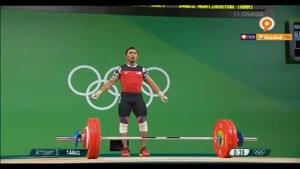 رقابت های وزنه برداری ۶۹ کیلو گرم