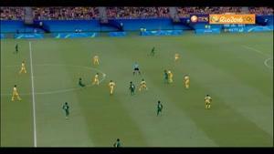 خلاصه بازی سوئد ۰-۱ نیجریه