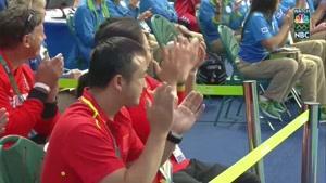 کسب مدال طلای شیرجه برای چین و مدال نقره برای آمریکا در المپیک ریو ۲۰۱۶
