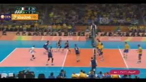 حاشیه های فینال والیبال المپیک ریو 2016